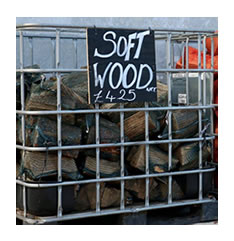 Soft Wood for Sale Evesham