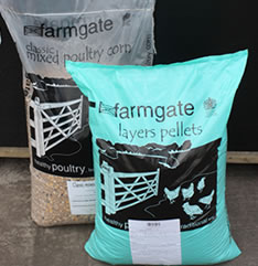 Farmgate Layers Pelllets for sale Evesham