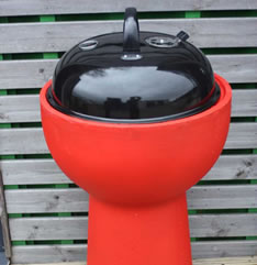 Wheeled Kettle BBQ for Sale Evesham