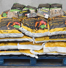 Winter Fuel Bundles for Sale Evesham