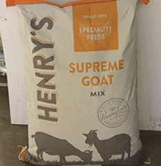 Animal Feed Goat Mix for Sale evesham