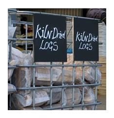 Kiln Dried Logs for sale Evesham