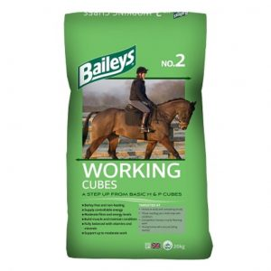 Baileys No 2 Working Cubes 20kg for sale Evesham and online. We can deliver.