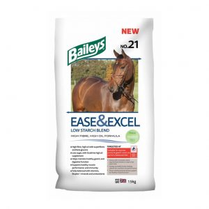 Baileys No 21 Ease & Excel 20kg for sale Evesham and online. We can deliver.