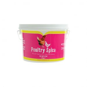 Battles Poultry Spice 1.5kg for sale Evesham and online.