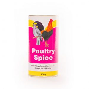 Battles Poultry Spice 450g for sale Evesham and online.
