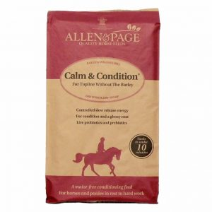 Allen & Page Calm & Condition 20kg for sale Evesham and online. We can deliver.