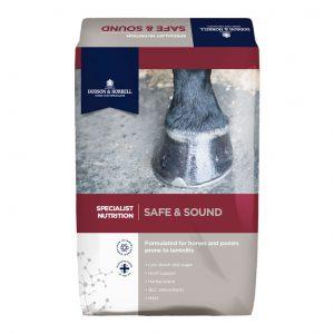 Dodson & Horrell Safe & Sound 20kg 20kg for sale Evesham and online. We can deliver.