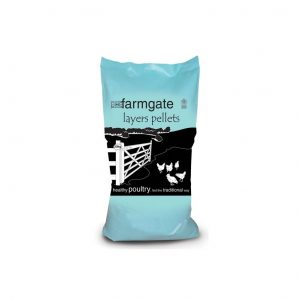 Farmgate Layers Pellets 20kg for sale Evesham and online.