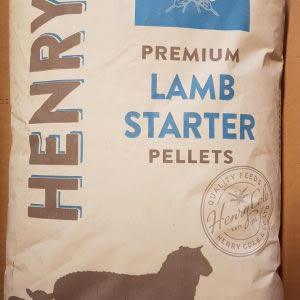 Henry's Lamb Starter 20kg for sale Evesham and online. We can deliver.