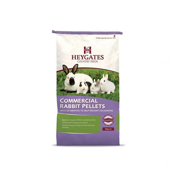 Heygates Commercial Rabbit 20kg for sale Evesham and online.