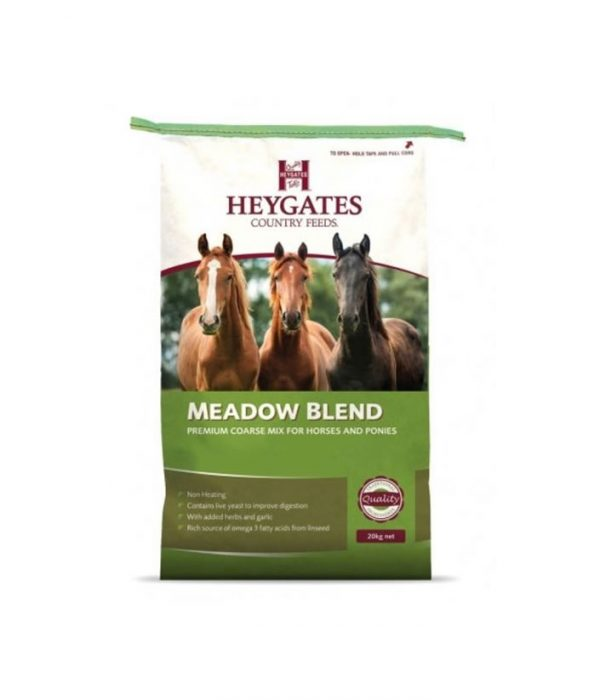 Heygates Meadow blend 20kg for sale Evesham and online.