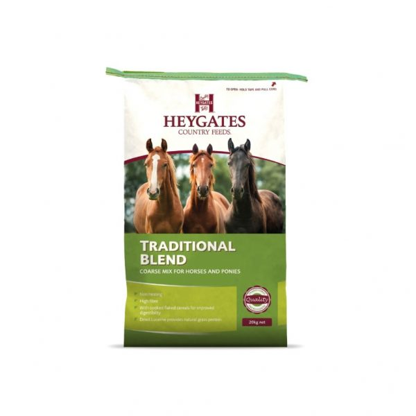 Heygates Traditional blend 20kg for sale Evesham and online.