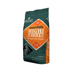 Spillers High Fibre Cubes 20kg for sale Evesham and online.