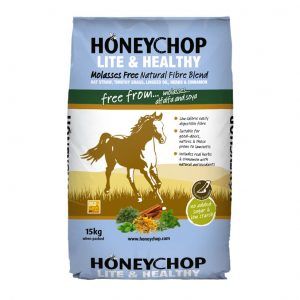 Honeychop Lite & Healthy 15kg for sale Evesham and online.