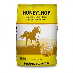 Honeychop Original Chaff 12.5kg for sale Evesham and online.