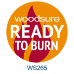 PJ Laight Woodsure Ready to Burn logo Evesham and online home link image