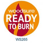PJ Laight Woodsure Ready to Burn logo Evesham and online home link image