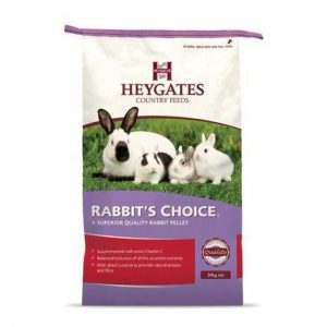 Animal feeds, Heygates Rabbit Pellets 20kg for sale Evesham