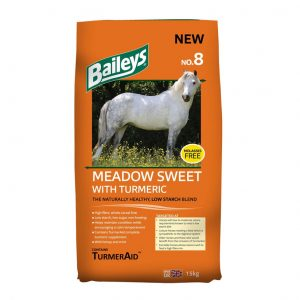Baileys Meadow Sweet with Turmeric