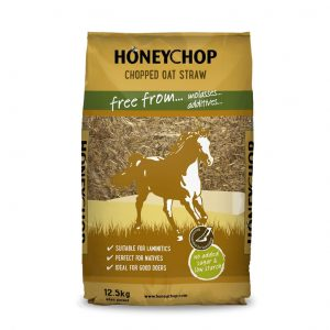 Honeychop Unmolassed Oat Straw