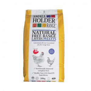 Allen & Page Small Holders Layers Pellets 20kg