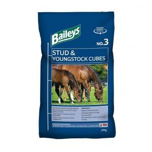 Baileys No. 03 Stud Cubes